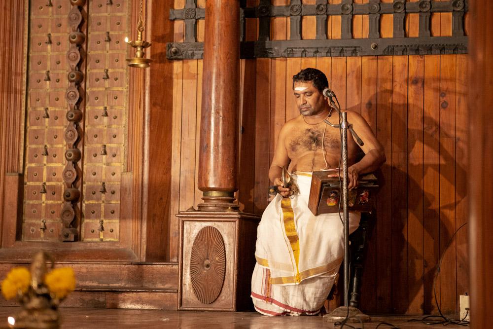 Descubriendo la música india