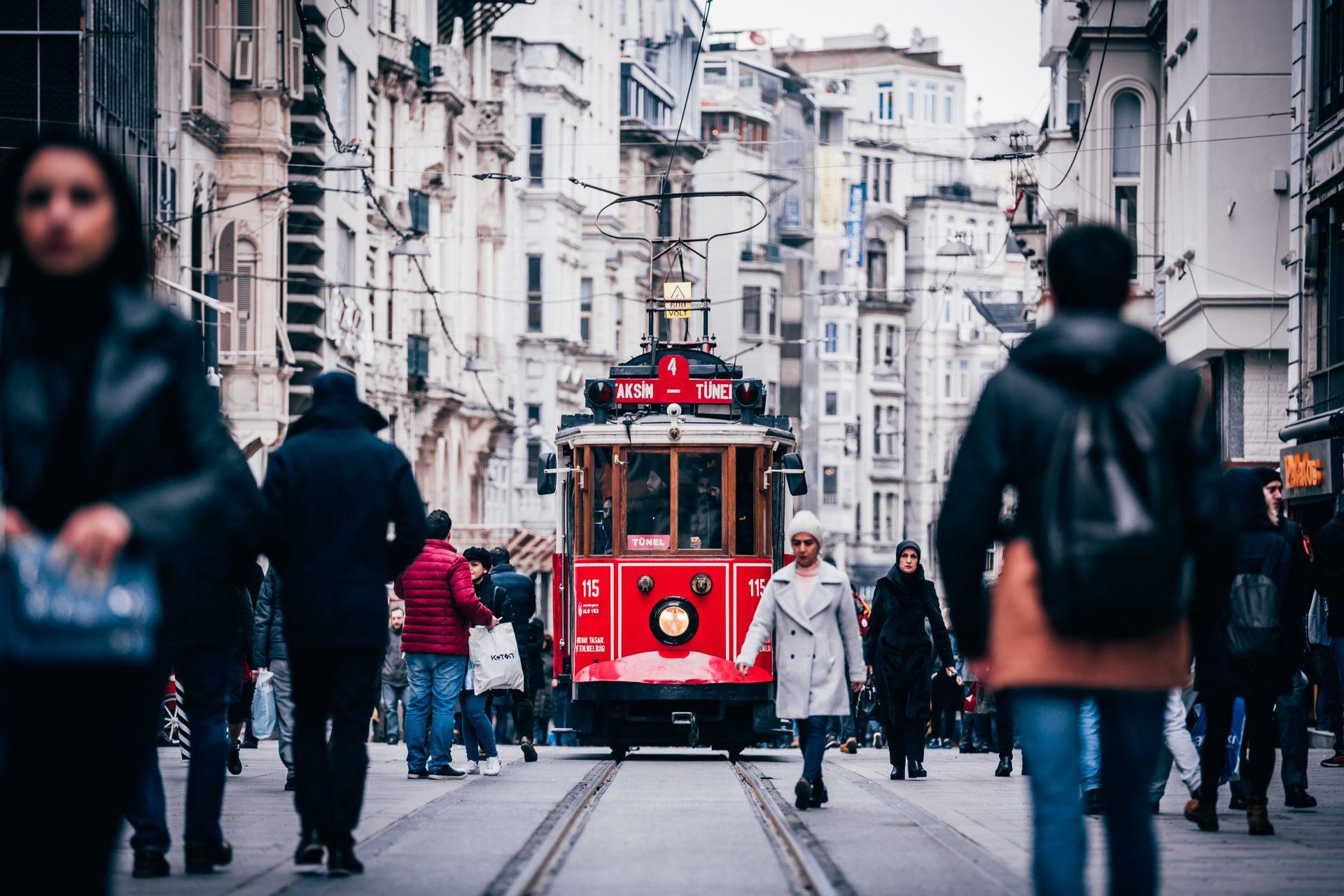 Turquía / Estambul, Istiklâl Caddesi