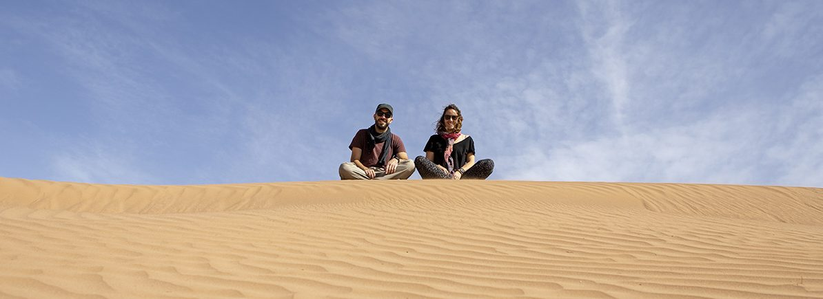 Änima Travels en el desierto de Marruecos